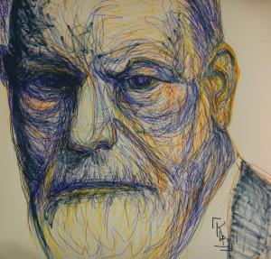 Freud, croquis